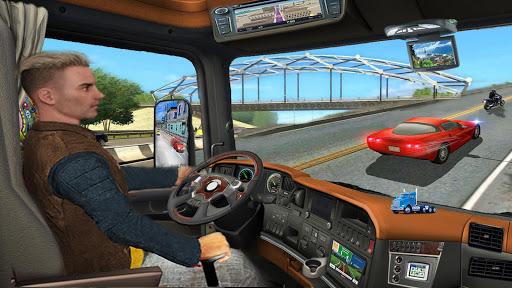 بازی اندروید راننده کامیون بزرگراه ها - In Truck Driving Games : Highway Roads and Tracks