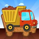 پازل اتومبیل و کامیون برای کودکان