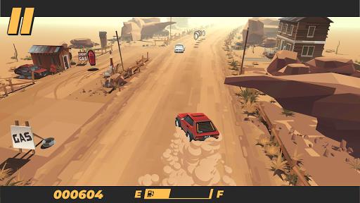 بازی اندروید راندن - #DRIVE