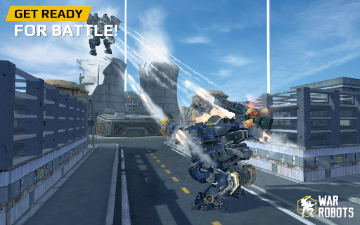 بازی اندروید جدال ربات ها - War Robots