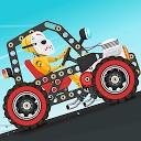 سازنده ماشین - بازی مسابقه ای برای کودکان و نوجوانان