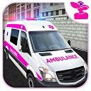 اورژانس خانم صورتی - راننده آمبولانس