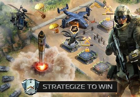 بازی اندروید سربازان - جنگ موبایل - Soldiers Inc: Mobile Warfare