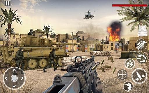 بازی اندروید جنگ جهانی در اقیانوس آرام - تیراندازی بقا - World War in Pacific: FPS Shooting Game Survival