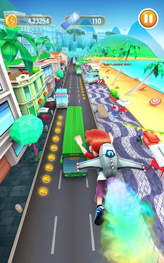 بازی اندروید اتوبوس راش 2 - چند نفره - Bus Rush 2 Multiplayer