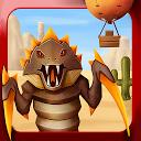 بازی آسمان صحرا - بقا سانداکس