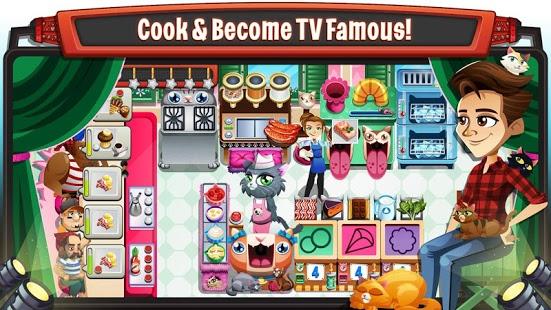 بازی اندروید سرعت آشپزی 2016 - COOKING DASH 2016