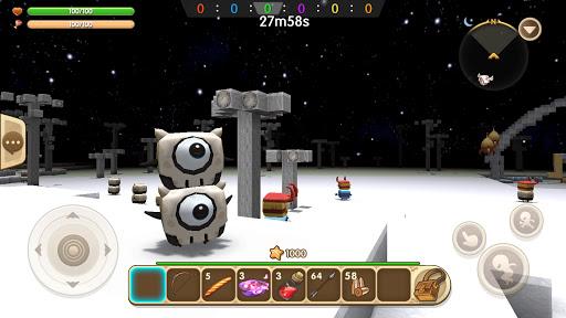 بازی اندروید جهان کوچک - هنر بلوک  - Mini World: Block Art