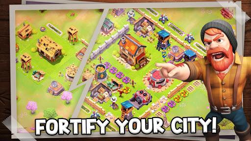 بازی اندروید بقا شهر - دفاع پایه زامبی  - Survival City - Zombie Base Build and Defend