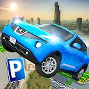 راننده شهر - چالش پارکینگ پشت بام