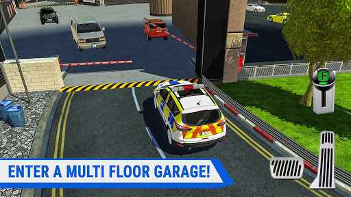 بازی اندروید رانندگی در پارکینگ طبقاتی - Multi Floor Garage Driver
