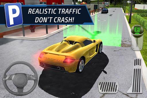 بازی اندروید پارکینگ - Multi Level Car Parking 6