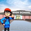 شبیه ساز دبیرستان مجازی - بازی های مدرسه