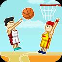 بسکتبال دو نفره