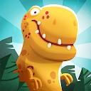 ترساندن دایناسور - جنگ های دفاع غارنشین ها دایناسورها