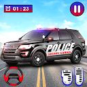 بازی اتومبیل رانی پلیس - سرقت از بانک