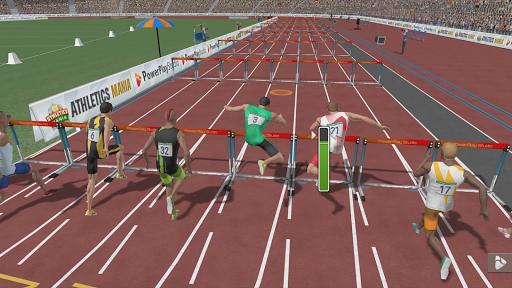 بازی اندروید بازی های دو و میدانی - Athletics Mania: Track & Field Summer Sports Game