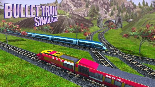 بازی اندروید قطارسریع 2018 - Subway Bullet Train Sim 2018