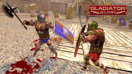 بازی اندروید شکوه گلادیاتور - Gladiator Glory