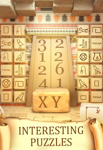 بازی اندروید پازل 100 درب - فرار اتاق - Puzzle 100 Doors - Room escape
