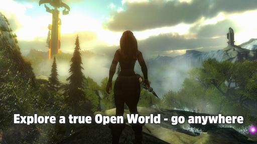 بازی اندروید افسانه های درخشان نیمیان - Nimian Legends : BrightRidge