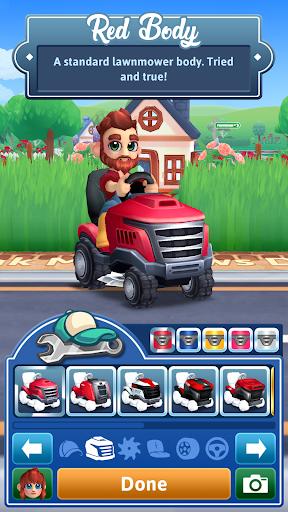 بازی اندروید فقط در حال کاشت - It's Literally Just Mowing