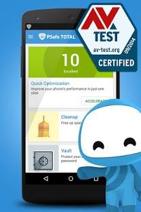 نرم افزار اندروید آنتی ویروس - سرعت دهنده - Antivirus Booster & Cleaner