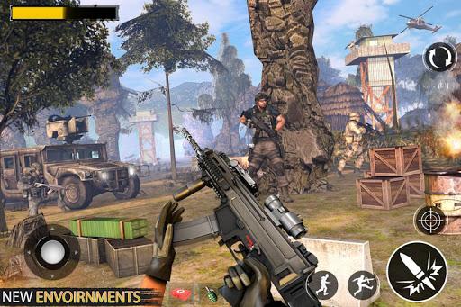 بازی اندروید تیراندازی در کوهستان - Mountain Assault Shooting Arena