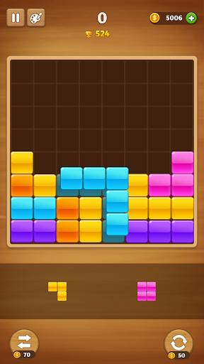 بازی اندروید بلوک کامل پازل - Perfect Block Puzzle