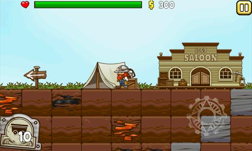 بازی اندروید معدنچی کوچک - Tiny Miner
