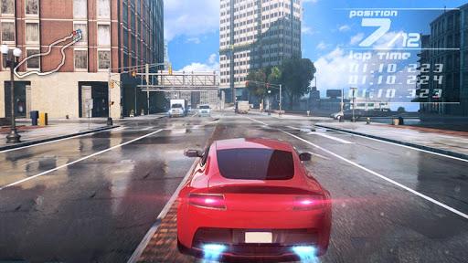 بازی اندروید تب ماشین مسابقه - Racer Car Fever