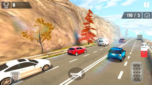 بازی اندروید مسابقه اتومبیل - Racing In Car