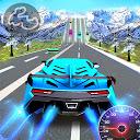 مسابقه سرعت اتومبیل - ترافیک  شهر
