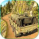 راننده آفرود کامیون ارتش