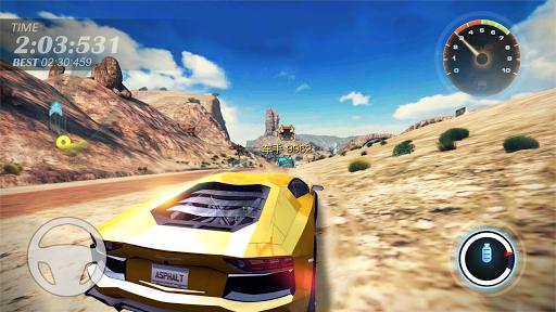 بازی اندروید اتومبیل رانی واقعی - Real Car Racing Drift 3D