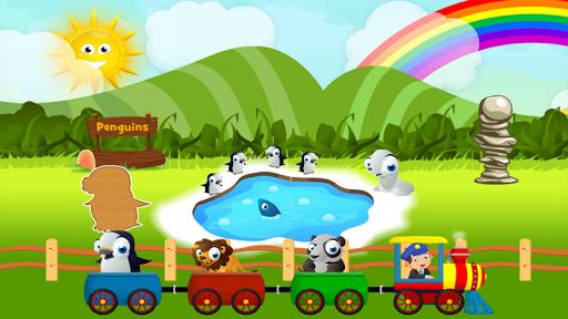 بازی اندروید زمان باغ وحش برای کودکان - Zoo Time for Kids