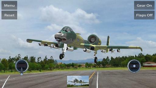 بازی اندروید شبیه ساز پرواز - Absolute RC Flight Simulator