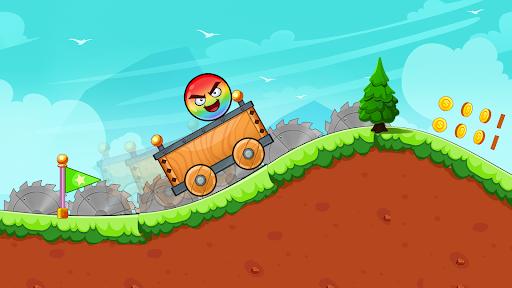 بازی اندروید ماجراجویی توپ رنگی - Color Ball Adventure