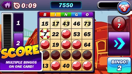بازی اندروید انفجار بینگو - Bingo Blast