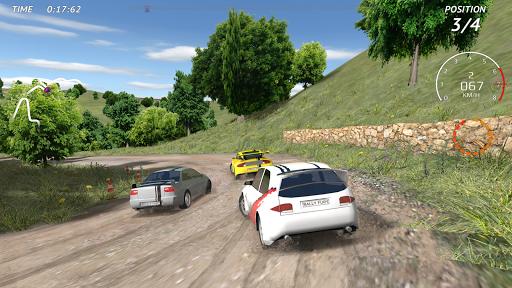 بازی اندروید رالی خشم - مسابقه بی نهایت - Rally Fury - Extreme Racing