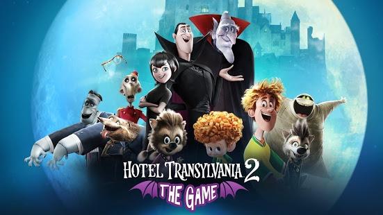 بازی اندروید هتل ترانسیلوانیا 2 - Hotel Transylvania 2
