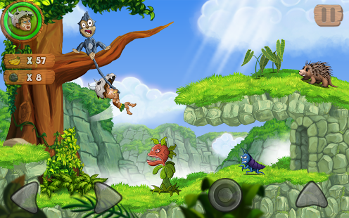 بازی اندروید ماجراهای جنگل 2 - Jungle Adventures 2