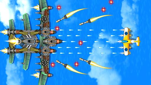بازی اندروید ضربه قوی - جنگ 1945 - Strike Force- 1945 War