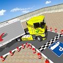 پارکینگ جدید کامیون - پارکینگ سخت