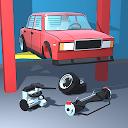 بازی گاراژ - شبیه ساز مکانیک اتومبیل