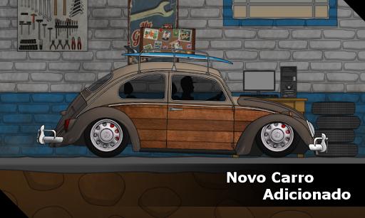 بازی اندروید درگ ماشین برزیلی - Brasil Tuned Cars Drag Race