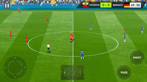 بازی اندروید رویای شوت فوتبال - Dream Shot Football