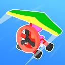 جاده گلایدر - بازی پرواز باور نکردنی