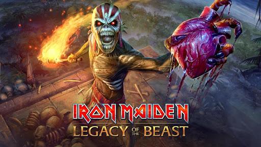 بازی اندروید میراث وحش - Maiden: Legacy of the Beast