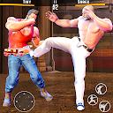 بازی کاراته کونگ فو واقعی - مبارزه سایه کاراته